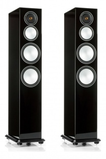 MONITOR AUDIO Silver 8 (Black Gloss)